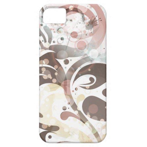La moda se descoloró caso del iphone 5 de los remo iPhone 5 Case-Mate coberturas