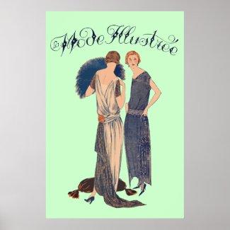 La mode illustrée (Magazine français 1922)
