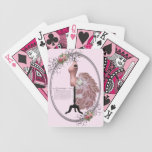 La Mode Vintage Inspired  Playing Cards