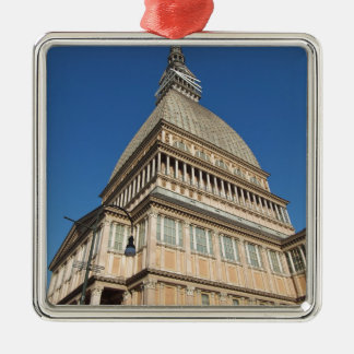 La Mole Antonelliana Turin Metal Ornament