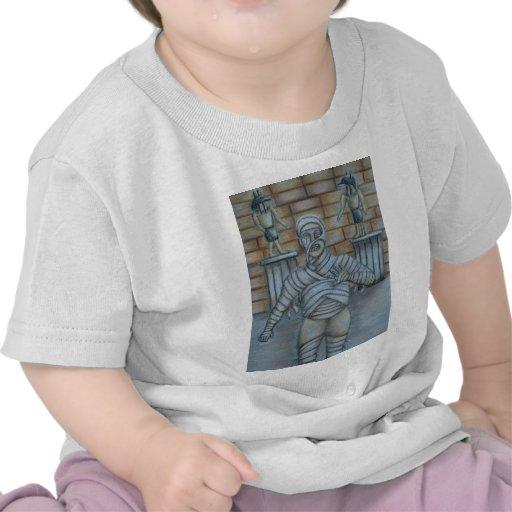 La momia camisetas