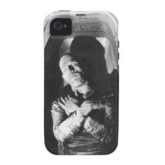 La momia iPhone 4/4S carcasa
