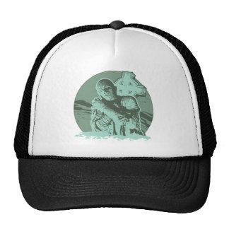 La momia gorra