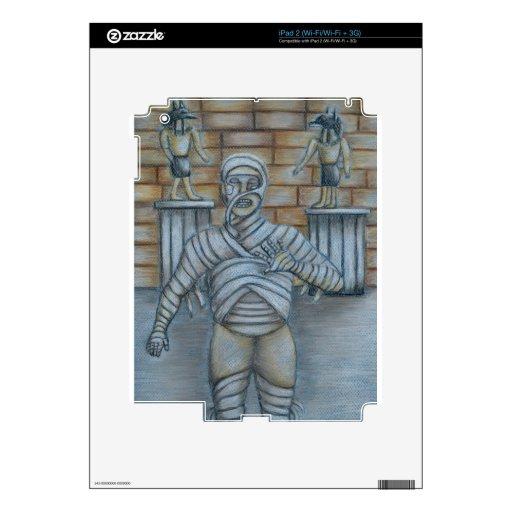 La momia iPad 2 skins