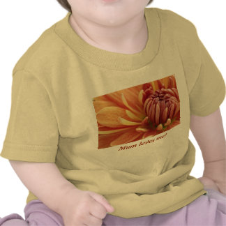 La momia me ama la camisa infantil 2