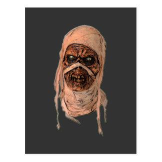 La momia postales