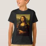 La Mona Lisa de Leonardo da Vinci C. 1503-1505 Playera