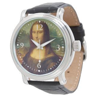 La Mona Lisa de Leonardo da Vinci Relojes