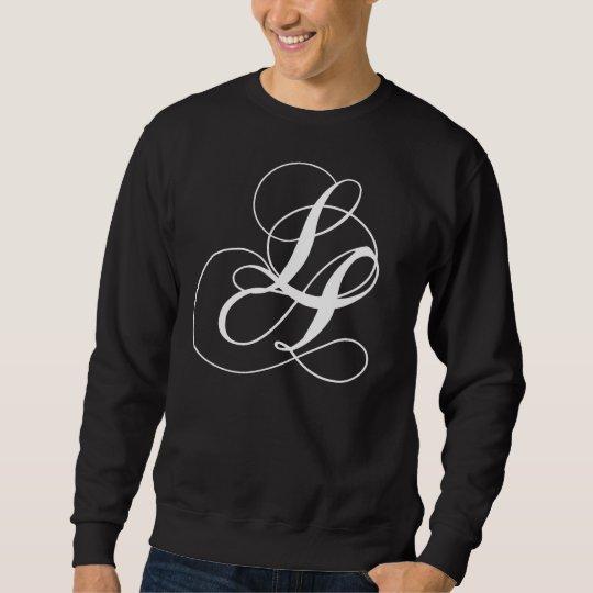 """LA Monogram"" Crewneck Sweatshirt"