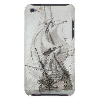 La Montagne, c.1794 (w/c pen & ink) Barely There iPod Case