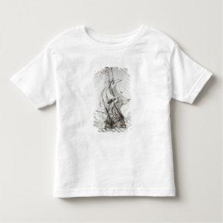 La Montagne, c.1794 (w/c pen & ink) Toddler T-shirt