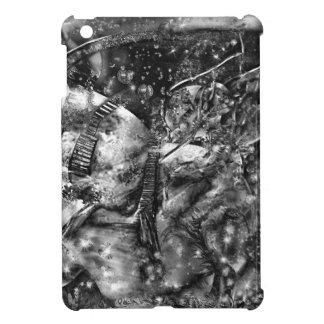 La montaña rusa soña arte abstracto iPad mini funda