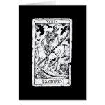 La Mort Tarot Card