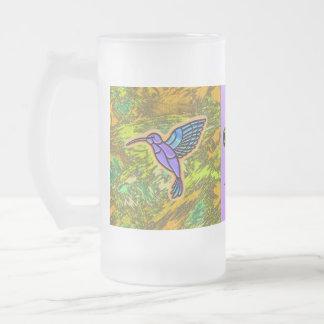 La mosca libera #2 tazas de café