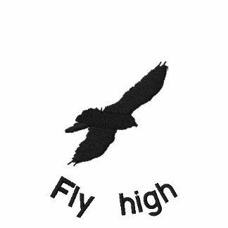 La mosca negra alta, polo del cuervo