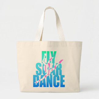 La mosca se eleva danza bolsas de mano