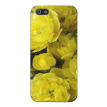 La mota miniatura de los rosas cupo el caso Iphone iPhone 5 Carcasa