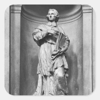 La Mothe-Fenelon 1777 de Francois de Salignac de Pegatina Cuadrada