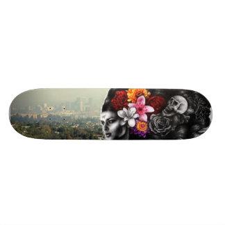 la mother nature skateboard deck