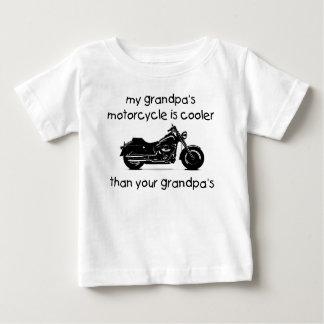 La motocicleta de mi abuelo es más fresca remeras