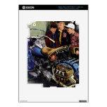 La motocicleta de Tex Pegatina Skin Para iPad 3