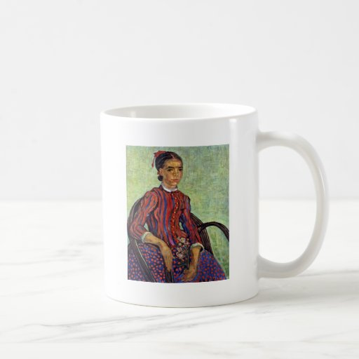 La Mousme By Vincent Van Gogh Coffee Mugs