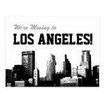 LA Moving Postcard