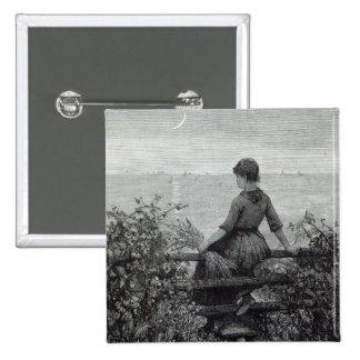 """La muchacha del Fisher, a partir de la """"hora del o Pin Cuadrado"""