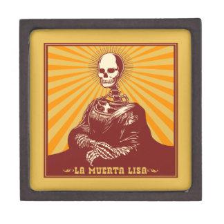 La Muerta Lisa Caja De Recuerdo De Calidad