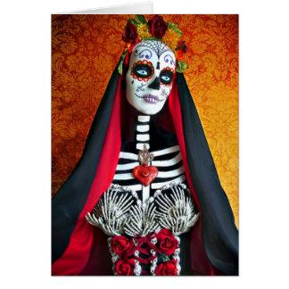 La Muerte Card