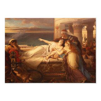 La muerte de Dido de José Stallaert 1872