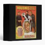 La muerte de Huodini que desafía a Mystery, poster