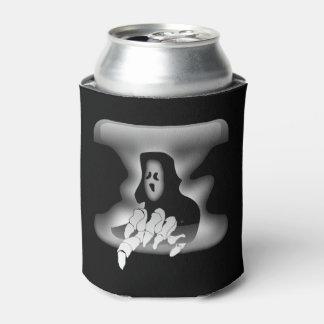 La muerte del parca puede embotellar el enfriador de latas