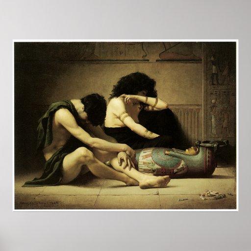 La muerte del primogénito, 1877 impresiones