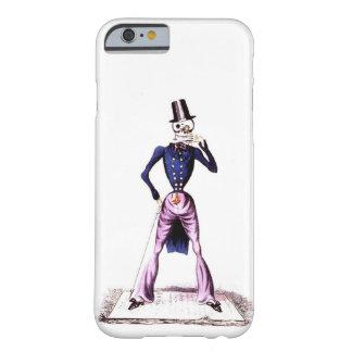 La muerte es un caballero funda de iPhone 6 barely there