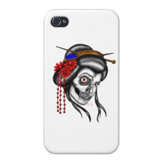 la muerte iPhone 4 cover