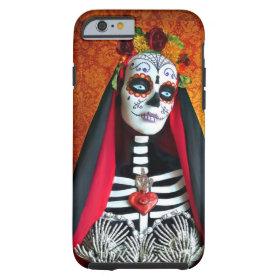La Muerte iPhone 6 case