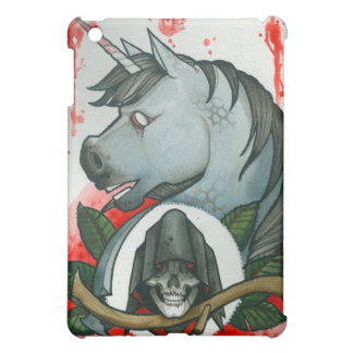 "La ""muerte monta un unicornio """