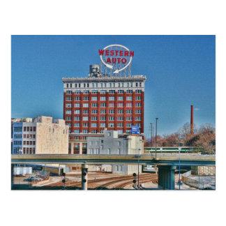 La muestra auto occidental de Kansas City Tarjetas Postales
