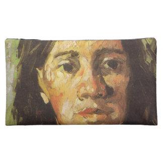 La mujer de Van Gogh el   con su pelo suelta