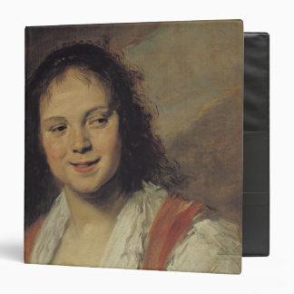 """La mujer gitana, c.1628-30 carpeta 1 1/2"""""""