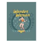 La Mujer Maravilla apenó diseño de la estrella Tarjetas Postales