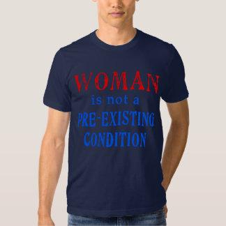 La mujer no es una condición pre existente poleras