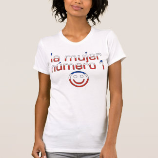 La Mujer Número 1 - esposa del número 1 en chileno Camisetas