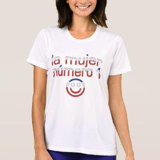 La Mujer Número 1 - esposa del número 1 en chileno Camiseta