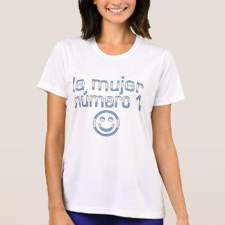La Mujer Número 1 - esposa del número 1 en Camisetas