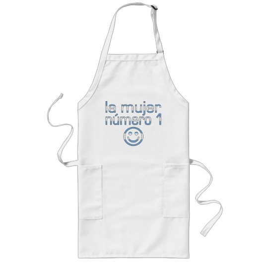 La Mujer Número 1 - Number 1 Wife in Argentine Long Apron