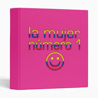 La Mujer Número 1 - Number 1 Wife in Colombian Binder