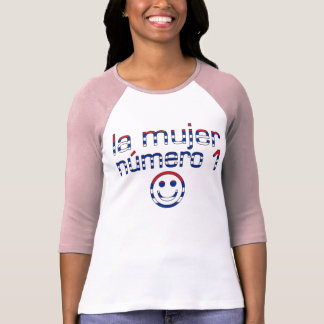 La Mujer Número 1 - Number 1 Wife in Cuban Shirt