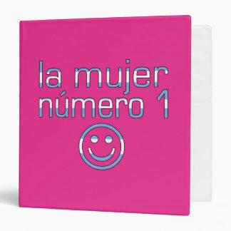 La Mujer Número 1 - Number 1 Wife in Guatemalan Binder